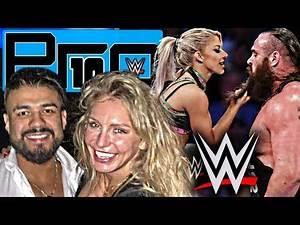 10 aktuelle WWE-Paare 2020   Pro10