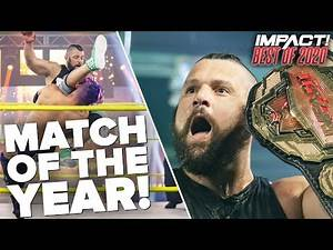 MATCH OF THE YEAR: Slammiversary 5-Way Classic!   IMPACT Wrestling Best of 2020