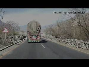 islamabad to gilgit via KKH Road