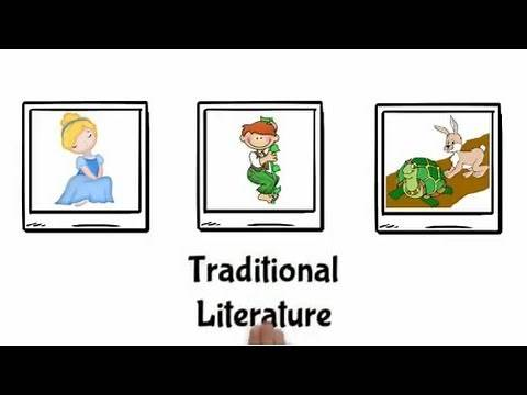 Traditional Literature: Folktales, Fairytales, and Fables
