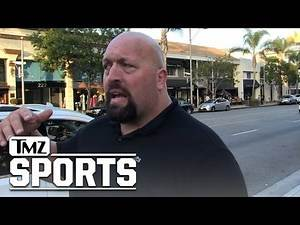Big Show: STOP BLAMING WWE FOR DEATHS ... Vince Takes Care Of Us | TMZ Sports
