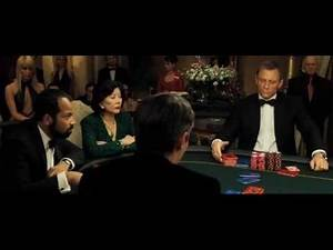 Casino Royal - James Bond pierde en pocker