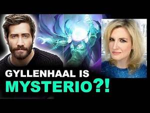 Jake Gyllenhaal is Mysterio in Spider-Man Homecoming 2