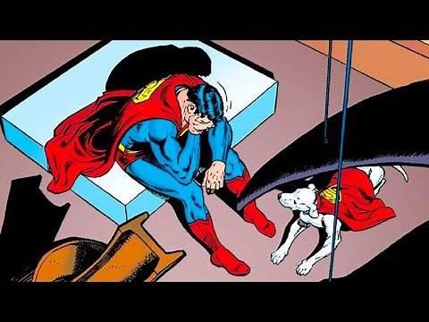 8 Comic Book Characters That Broke Superman