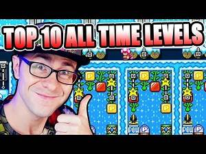 The Top 10 Mario Maker 2 Levels Of ALL TIME