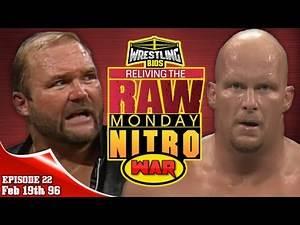 "Raw vs Nitro ""Reliving The War"": Episode 22 - Feb 19th 1996"