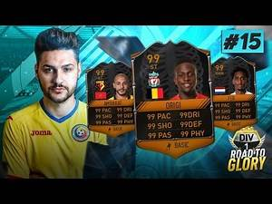 FIFA 17 BEST CHEAP PREMIER LEAGUE ATTACK in ULTIMATE TEAM - ROAD TO GLORY #15
