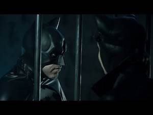 Caged Animals - a Batman fan film