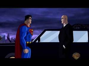 Superman/Batman: Public Enemies - Superman vs. Metallo