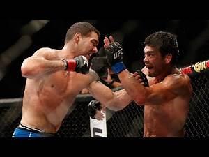 Free Fight: Chris Weidman vs Lyoto Machida   UFC 175, 2014