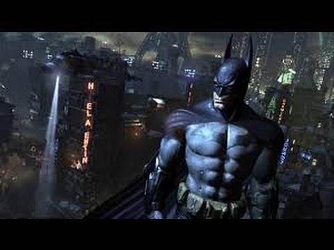 Batman: Arkham City Walkthrough Part 1 - Welcome to Arkham City