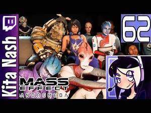 Mass Effect Andromeda Gameplay: MOVIE NIGHT |Part 62| Biotic Female Ryder Let's Play