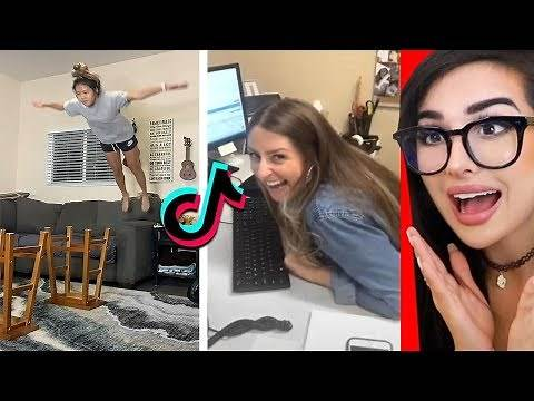Reacting To Tik Toks That Are Actually FUNNY 5