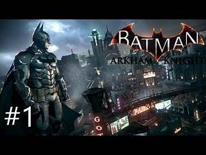 Batman: Arkham Knight #1 [NG+, Nightmare Difficulty]