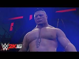 The Conqueror becomes The Deadman: WWE 2K16 Entrance Mashups