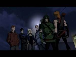 Young Justice - 6 Billion People