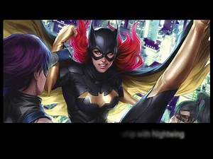 Batgirl Top 10 Facts - BOOOOOMcast
