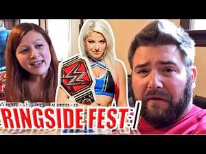 BANNED FROM HUGGING ALEXA BLISS! (WAS I EVEN PLANNING TO?)