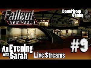 Fallout: New Vegas #9 - Inside the Sierra Madre (7th August)