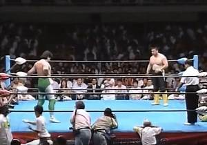 (Almost) Five-Star Match Reviews: Mitsuharu Misawa vs. Toshiaki Kawada - July 24th, 1995, by Alex Podgorski