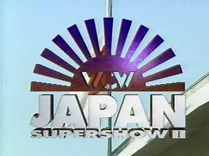 The Main Event: WCW/New Japan Supershow II