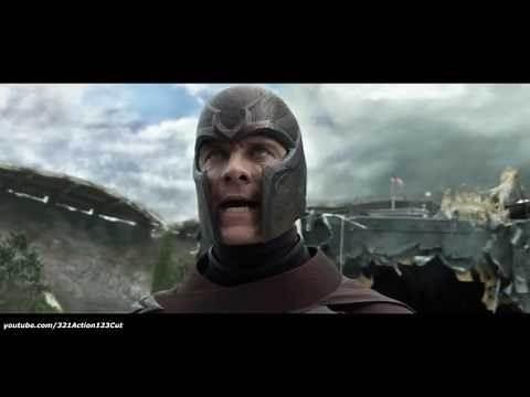 Magneto's Speech X Men Days Of Future Past 2014 Movie Clip Blu ray 1080p