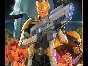 Cable #1 Review / Weird Science Comics