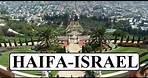 Israel/ Haifa,Mount Carmel,Bahai Gardens,Yardenit Part 2