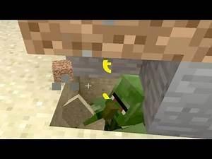 Minecraft PS4 Survival: Platinum Trophy Episode 6 - Doctor Zombie