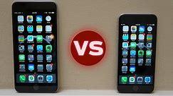 iPhone 6 vs iPhone 6 Plus | Pocketnow