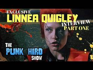 LINNEA QUIGLEY EXCLUSIVE INTERVIEW PART 1