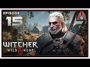 CohhCarnage Plays The Witcher 3: Wild Hunt (Death March/Full Game/DLC/2020 Run) - Episode 15