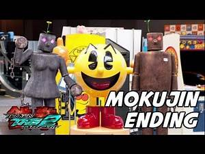 Tekken Tag Tournament 2 - Mokujin Arcade Ending Movie