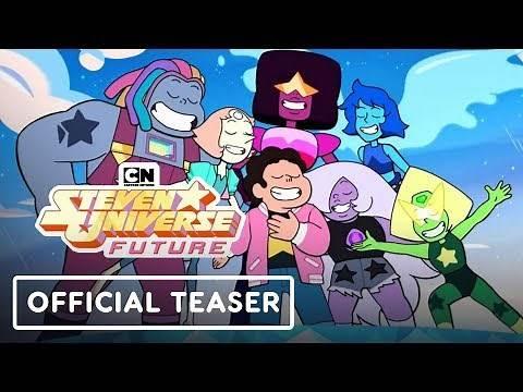 Cartoon Network's Steven Universe Future - Official Teaser Trailer