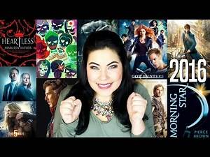 MOST ANTICIPATED BOOKS - TV SHOWS - MOVIES | 2016