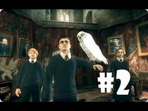 Harry Potter And The Order Of The Phoenix Walkthrough Part 2