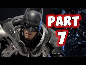 Batman Arkham Origins - Part 7 - SuperBat - Gameplay Walkthrough HD