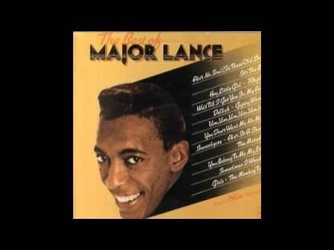 MAJOR LANCE-i never thought(i'd be losing you)