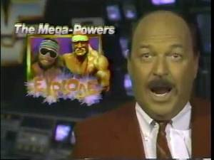 WWF Wrestlemania 5 report