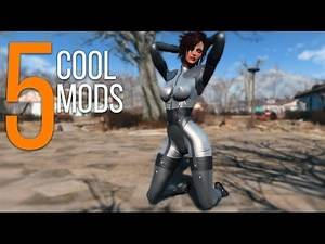 5 Cool Mods - Episode 22 - Fallout 4 Mods (PC/Xbox One)