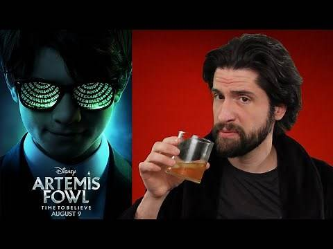 Artemis Fowl - Movie Review