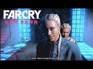 Twins Bad Ending - Far Cry New Dawn