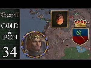 Game of Thrones: Gold and Iron #34 - HE'S DONE IT - Crusader Kings 2 Mods