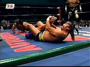 CMLL: Volador Jr., La Sombra, Hijo del Fantasma vs. Mr. Niebla, Negro Casas, Felino, 2009/05/25