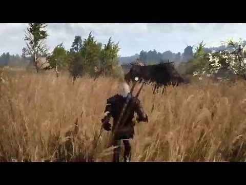 The Witcher 3 - First Person And Adjustable Camera Mod Tutorial