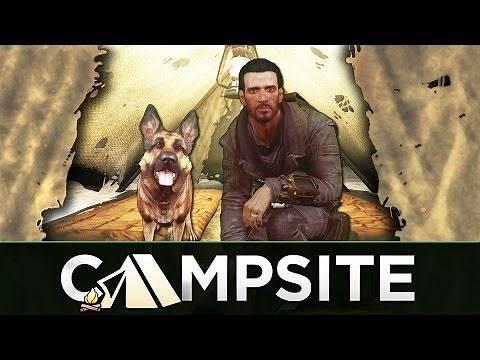 Fallout 4 Mod: Campsite - Survival Camping Mod