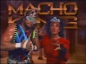 Macho King Randy Savage Promo on Dusty Rhodes (03-17-1990)