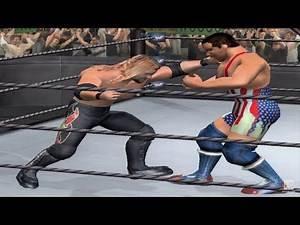 WWE WrestleMania X8 GameCube Gameplay HD