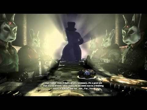 Batman Arkham City - Mad Hatter Side Mission [PC]
