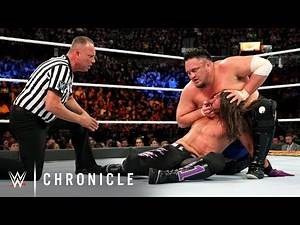 How Samoa Joe proved WWE wrong: WWE Chronicle